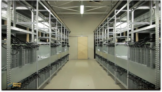 genesis-mining datacenter