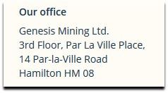 genesis-mining.com office